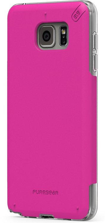 Puregear Dualtek Protector Galaxy Note5 Fucsia