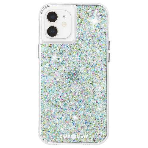 CaseMate Protector iPhone 12 / 12 Pro Twinkle Confetti