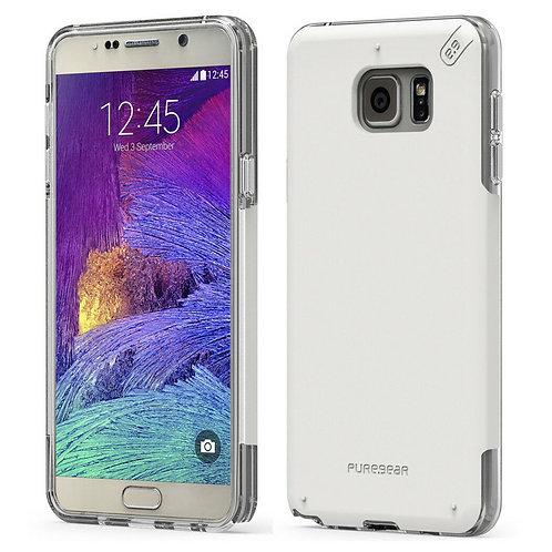 Puregear Dualtek Protector Galaxy Note5 Blanco