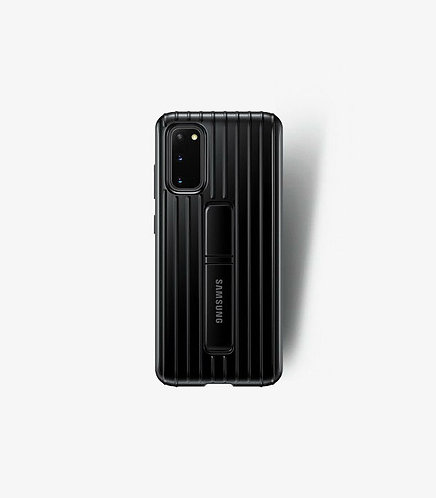 SAMSUNG Rugged Protective Cover Galaxy S20 Negro
