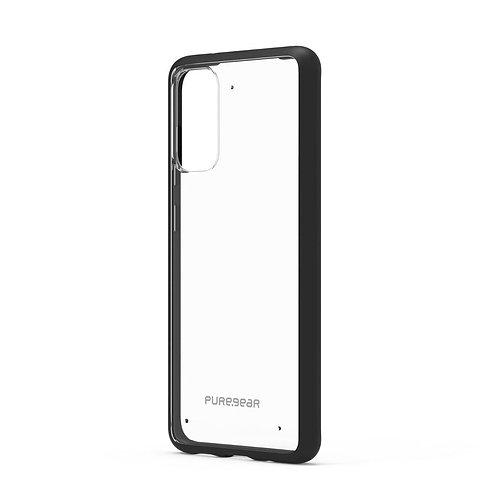 PUREGEAR Slim Shell Protector Galaxy S20 Transparente/Negro