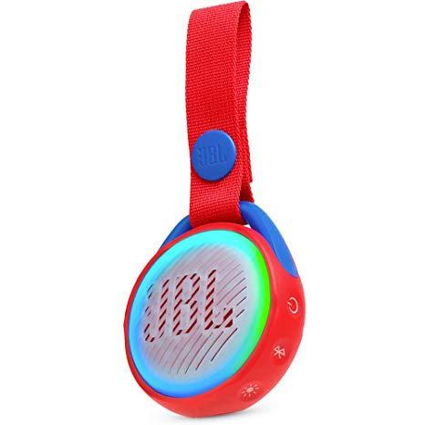 JBL Altavoz  POP JR (rojo)