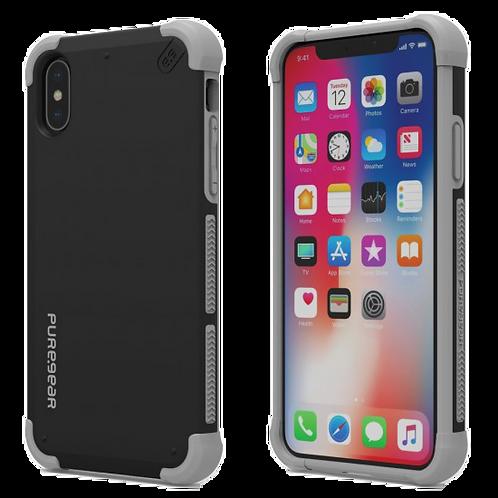 PureGear -  Estuche Dualtek (negro) iPhone Xs MAX