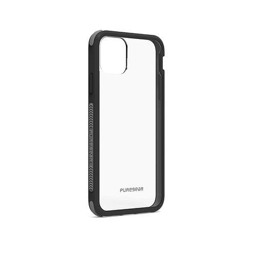 PUREGEAR Dualtek Protector iPhone 11ProMax Transparente/Negro