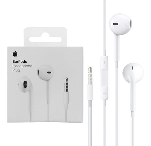 Apple Earpods Manos Libres 3.25mm, Blancos
