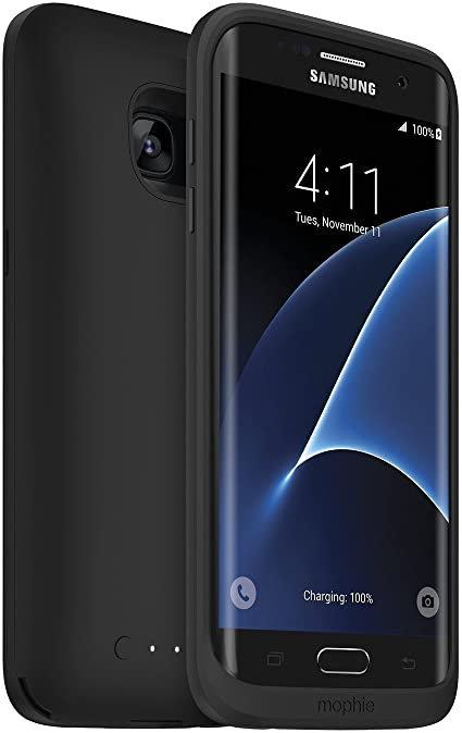 Mophie Juice Pack Galaxy S7Edge Negro