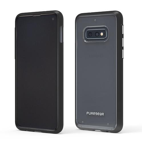 PUREGEAR Slim Shell Protector Galaxy S10e Transparente/Negro