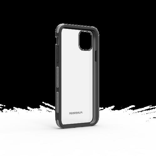PureGear - Dualtek (CL/BK) iPhone 11 Pro Max