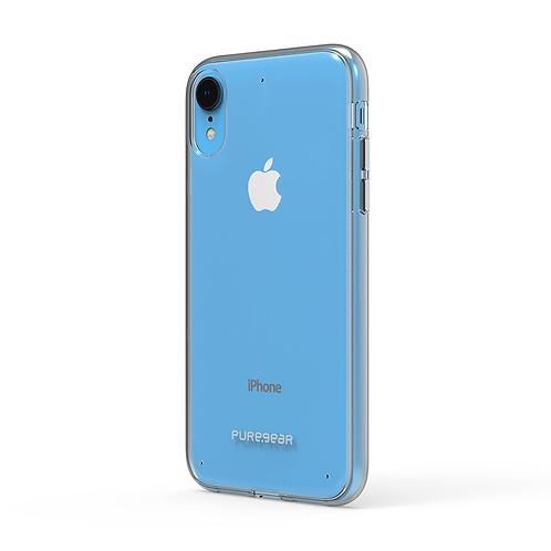 PUREGEAR Slim Shell Protector iPhone XR Transparente