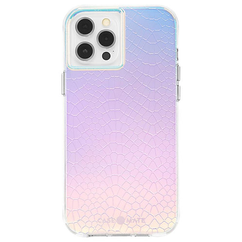 CaseMate Protector iPhone 12 / 12 Pro Iridescent Snake