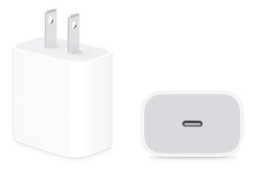 Apple - Cargador Pared 20w