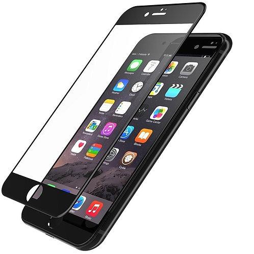 Soprem Vidrio Templado 9D iPhone 7+/8+ Borde Negro