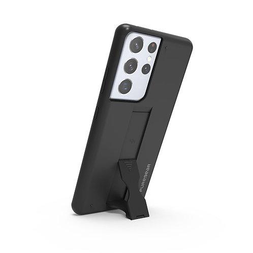 Puregear Protector con soporte SlimStik Galaxy S21 Ultra Negro