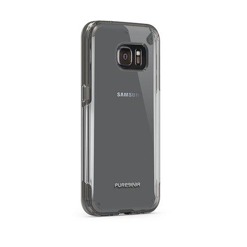 Puregear Slim Shell Protector Galaxy S7 Transparente/Negro