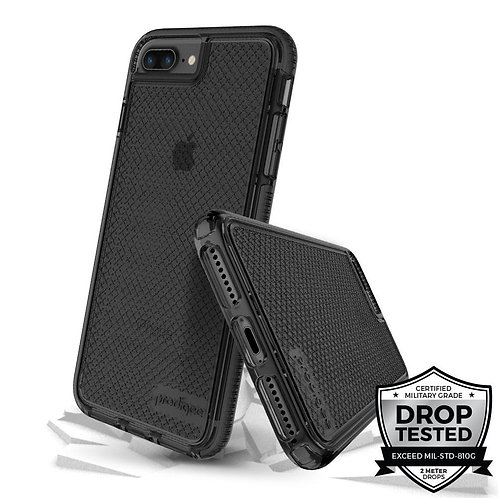 Prodigee Safetee Protector iPhone 8+/7+ Negro