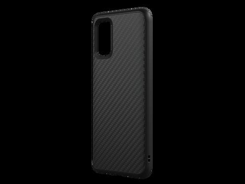Rhinoshield SolidSuit Protector Galaxy S20+ Fibra De Carbón Negro
