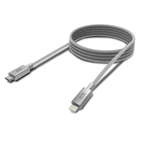 PureGear Cable Lightning to USB-C 4FT