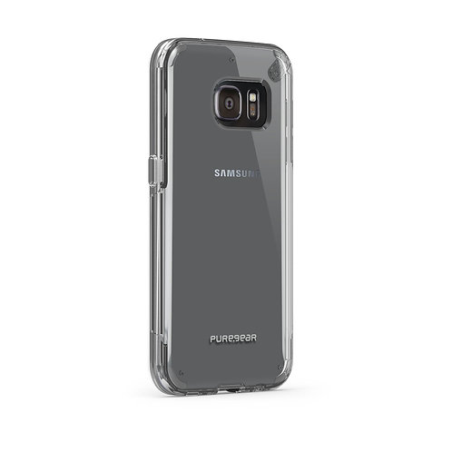 Puregear Slim Shell Protector Galaxy S7 Transparente