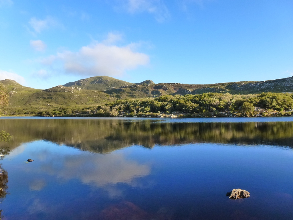Silvermine Mountain Reservoir
