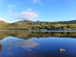 Silvermine Mountain Reservoir