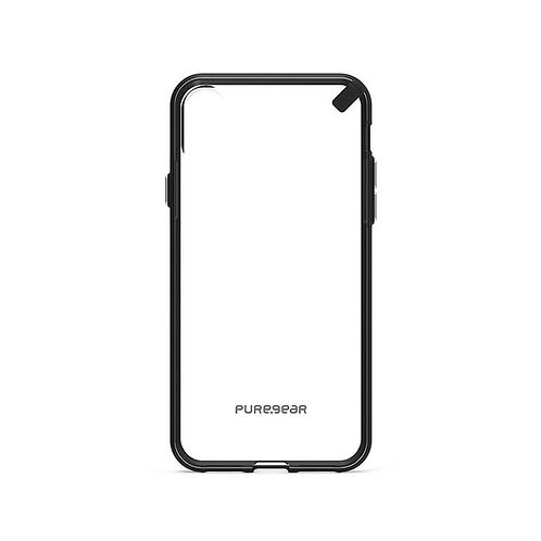 PUREGEAR Slim Shell Protector iPhone X/Xs Transparent/Negro