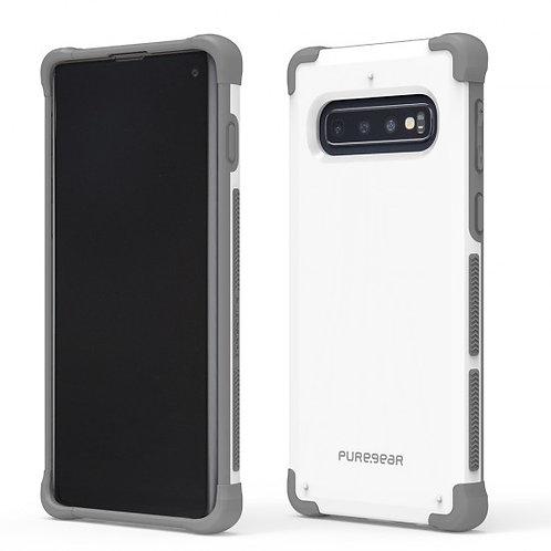 PureGear - DualTek (blanco) GALAXY S10+