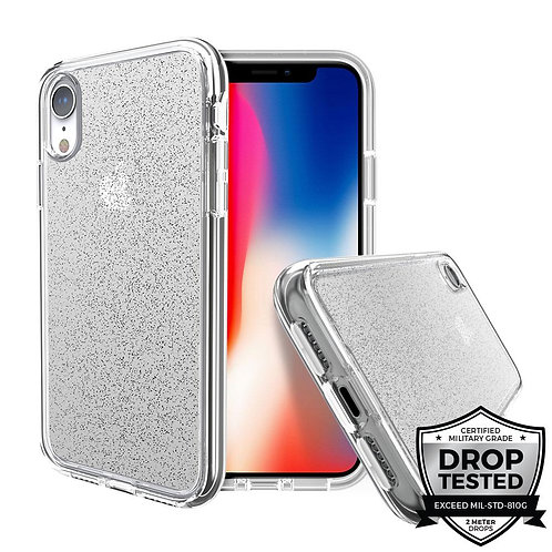 Prodigee - Case Super Star - IPHONE XR (silver)