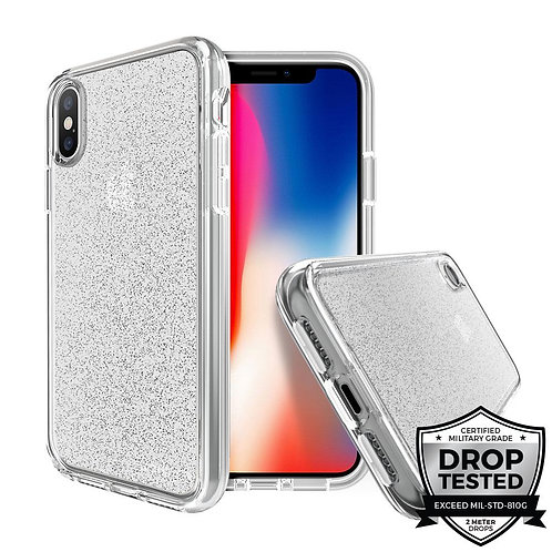 Prodigee - Case Super Star - IPHONE Xs MAX (silver)
