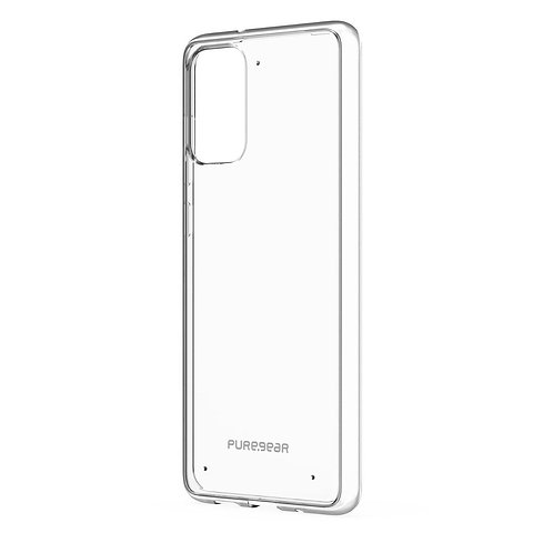 PUREGEAR Slim Shell Protector Galaxy S20+ Transparente