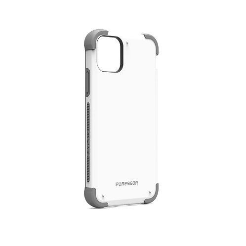 PUREGEAR Dualtek Protector iPhone 11ProMax Blanco