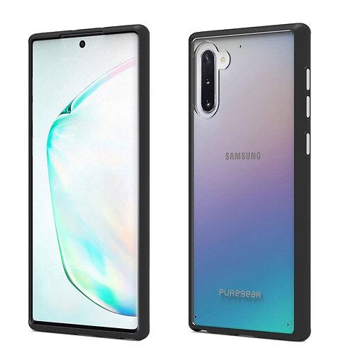 PUREGEAR Slim Shell Protector Galaxy Note10 Transparente/Negro