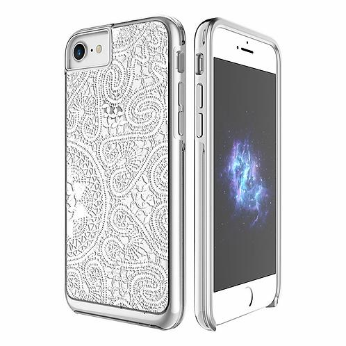 Prodigee  Show Protector iPhone SE 2020 / 8 / 7 / 6 Encaje Blanco