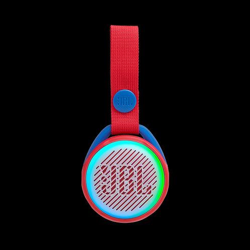 JBL Jr Pop Altavoz Bluetooth, Rojo