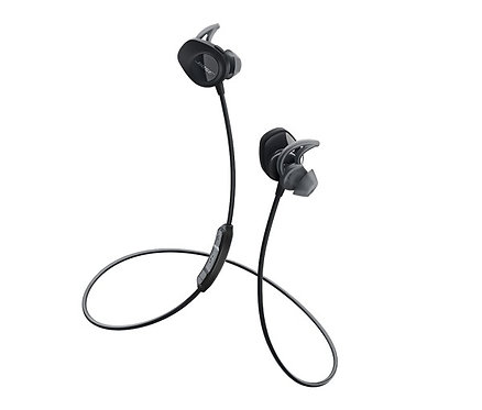 Bose SoundSport Auriculares Bluetooth Negro