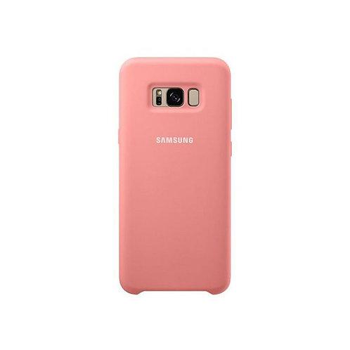Samsung Silicone Cover Galaxy S8 Rosa