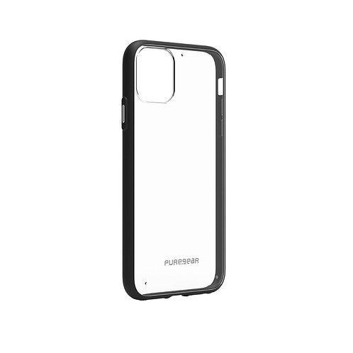 PUREGEAR Slim Shell Protector iPhone 11 Transparente/Negro