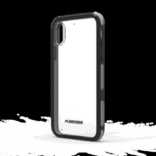 PUREGEAR Dualtek Protector iPhone X/Xs Transparente/Negro