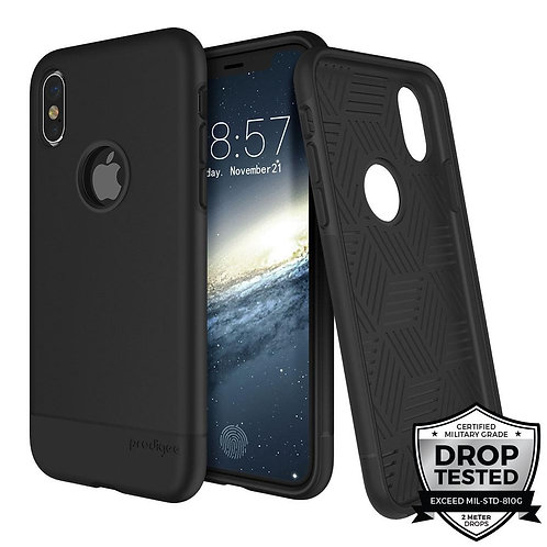Prodigee - FIT PRO PARA IPHONE XS/X (negro)