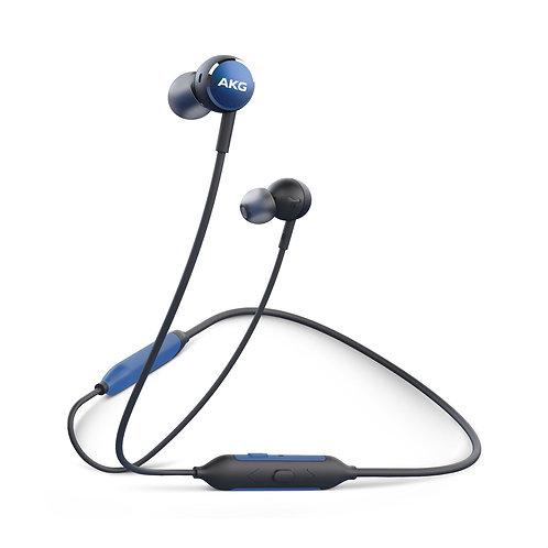 HARMAN Akg Y100 Auriculares Bluetooth, Negro/Azul