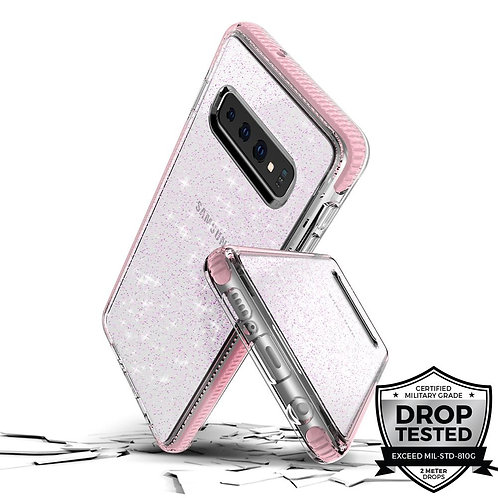PRODIGEE Superstar Protector Galaxy S10 Rosa