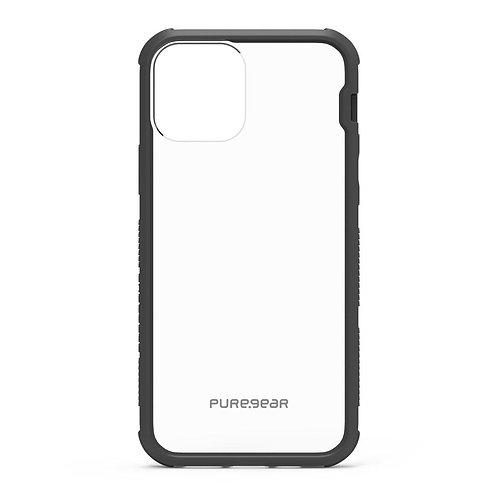 PureGear Dualtek Iphone 12 / 12 Pro Transparente/Negro