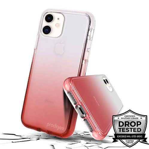 Prodigee Safetee Flow Protector iPhone 11 Rosado