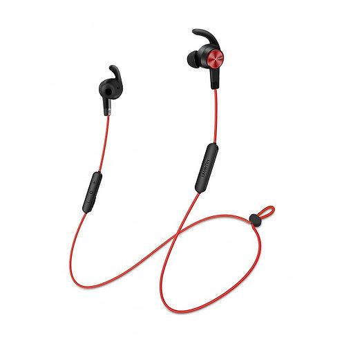 HUAWEI Am61 Auriculares Bluetooth, Rojo/Negro