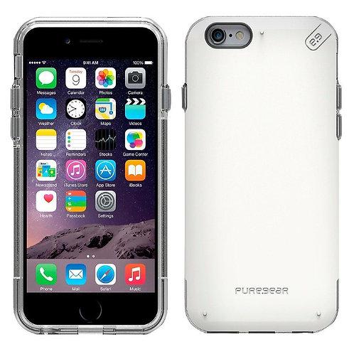 Puregear Dualtek Protector iPhone 6+/6S+ Blanco