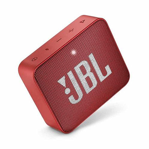 JBL Altavoz GO 2 (Rojo)