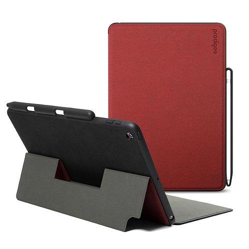 Prodigee Folio Outstanding iPad Pro 11 (2020-2018) y iPad Air (2020) Rojo