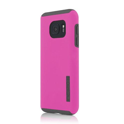 Incipio Dualpro Protector Galaxy S7 Fucsia