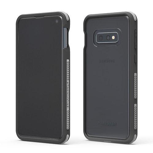 PUREGEAR Dualtek Protector Galaxy S10e Transparente/Negro
