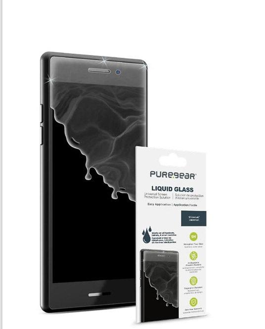 PureGear - LIQUID GLASS (Cualquier tipo de celular)
