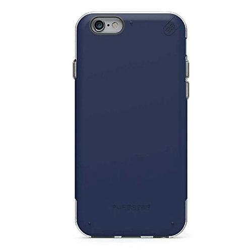 Puregear Dualtek Protector iPhone 6+/6S+ Azul